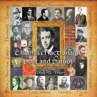CD cover Thomas MacDonagh Poet and Patriot