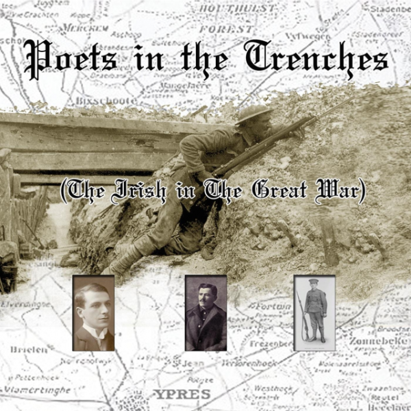 Poets in the Tranches, CD Cover